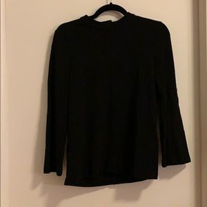 Ann Taylor keyhole sweater